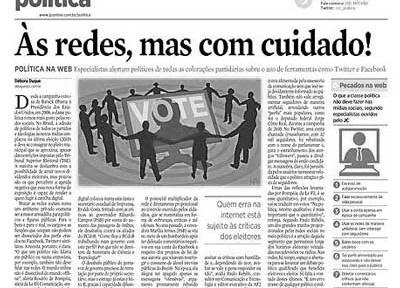 Eleições: cuidado com as redes sociais
